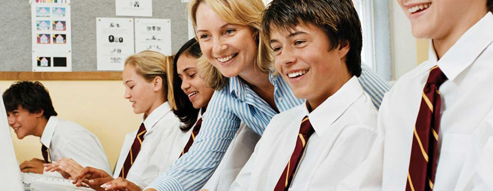 Maze School Management System